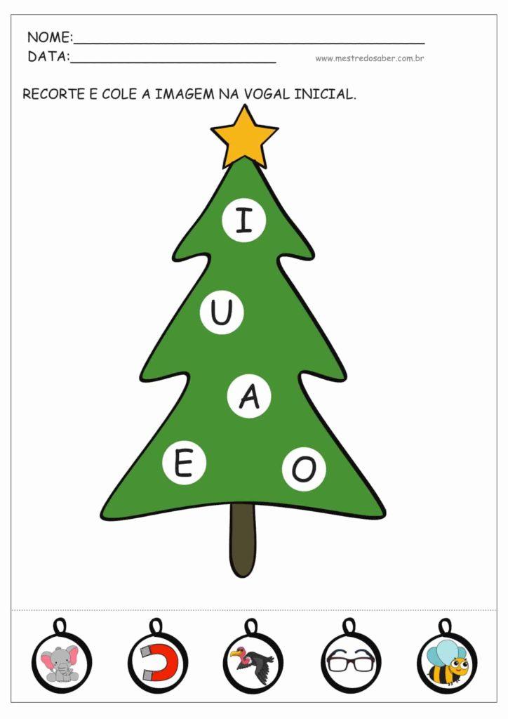 1 - Atividades de Natal Educação Infantil