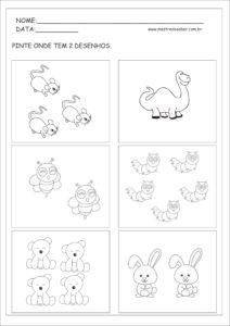 12 - Matemática Educação Infantil