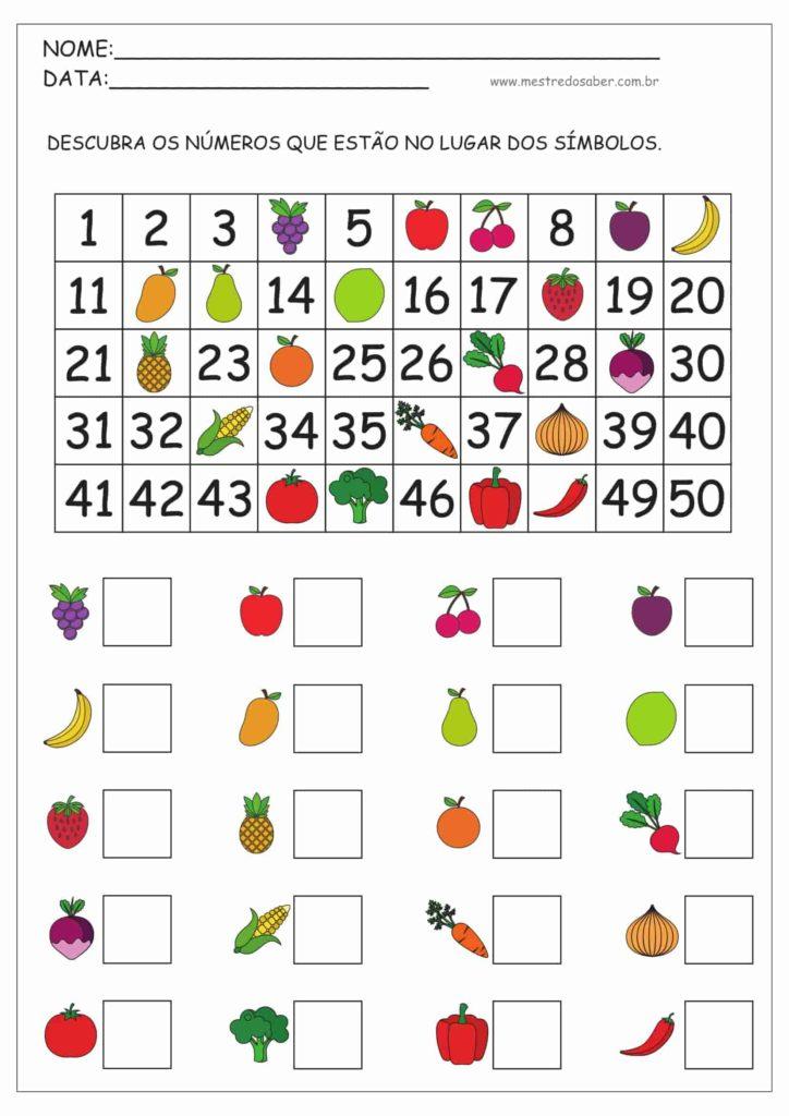 14 - Atividades de Matemática 1 ano