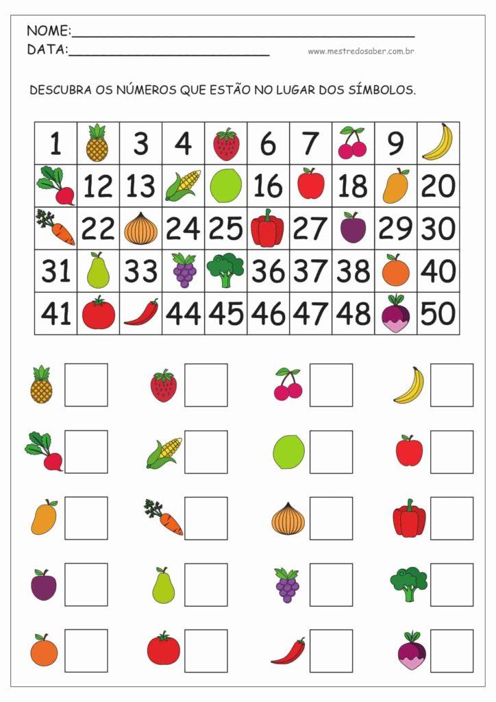 15 - Atividades de Matemática 1 ano