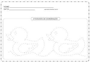 16 - Atividades para Maternal para imprimir