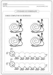17 - Atividades para Maternal para imprimir
