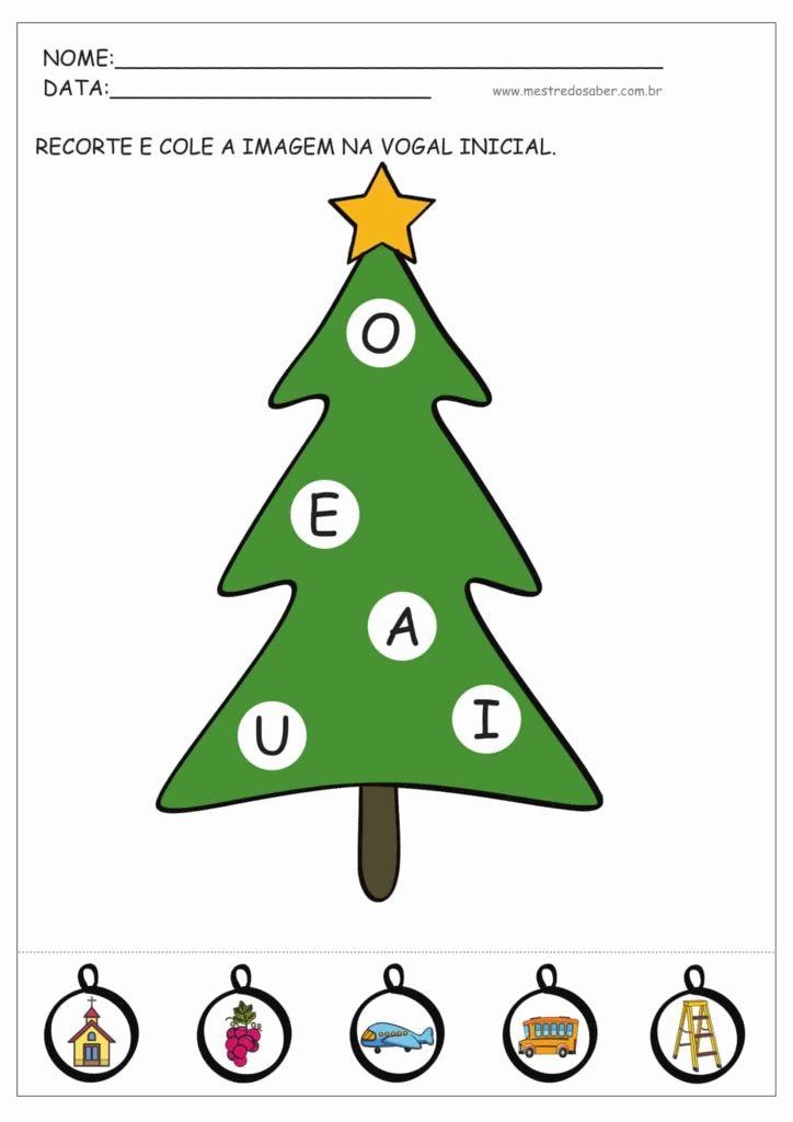 2 - Atividades de Natal Educação Infantil