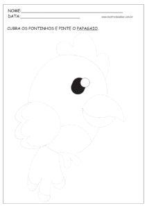 2 - Desenhos Pontilhados