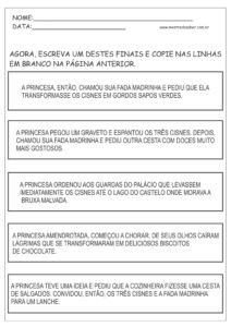 29 - Atividades de Português
