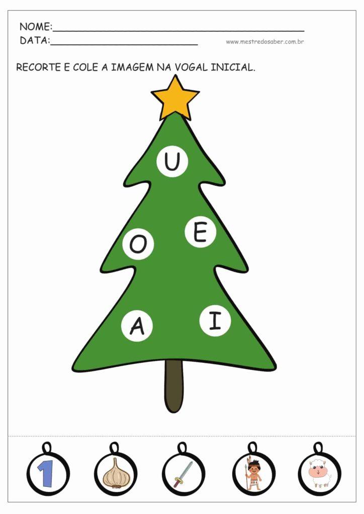 3 - Atividades de Natal Educação Infantil