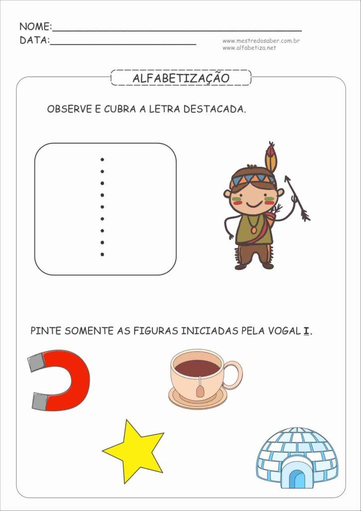 3 - Atividades para Educação Infantil 5 anos