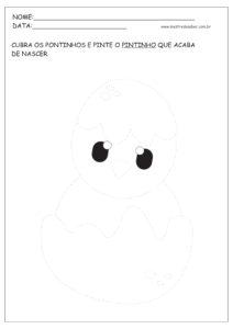 3 - Desenhos Pontilhados