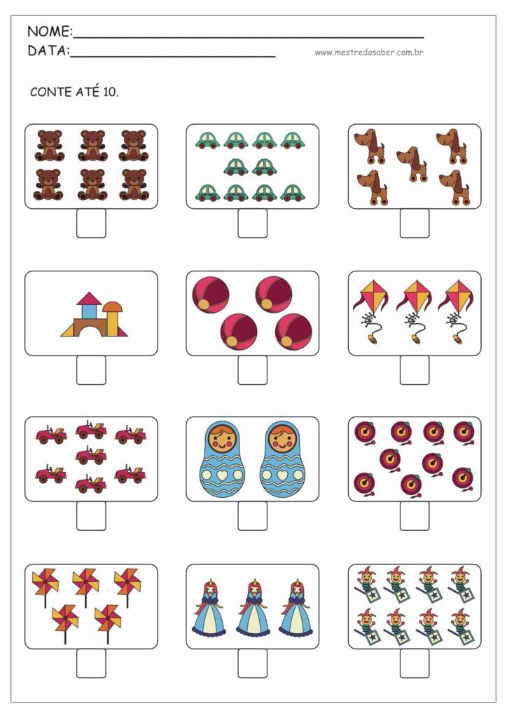 4 - Atividades de Matemática 1 ano