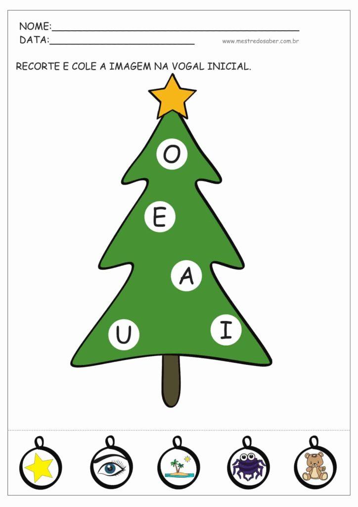 4 - Atividades de Natal Educação Infantil
