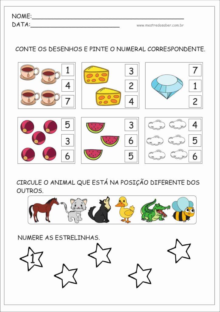 5 - Atividade para Crianças
