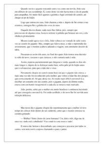 6 - História João e o Pé de Feijão