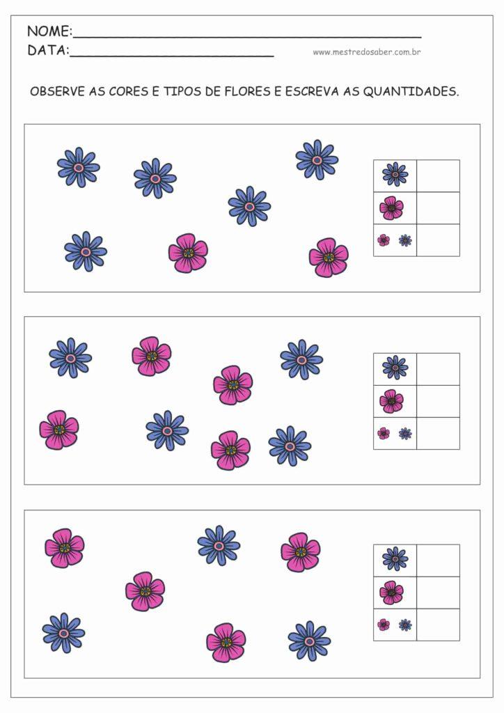 7 - Atividades de Alfabetização Matemática