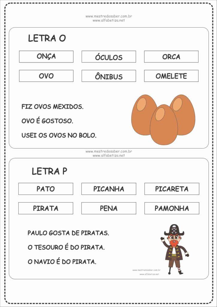 8 - Ficha de Leitura para Imprimir