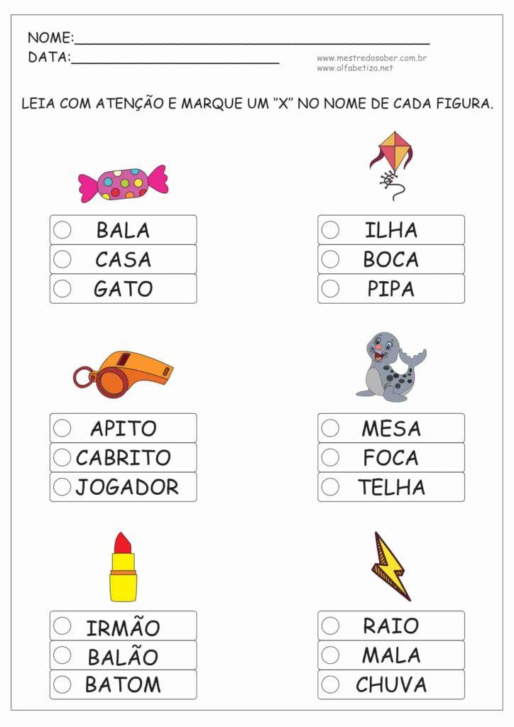 9 - Atividades de Alfabetização e Letramento