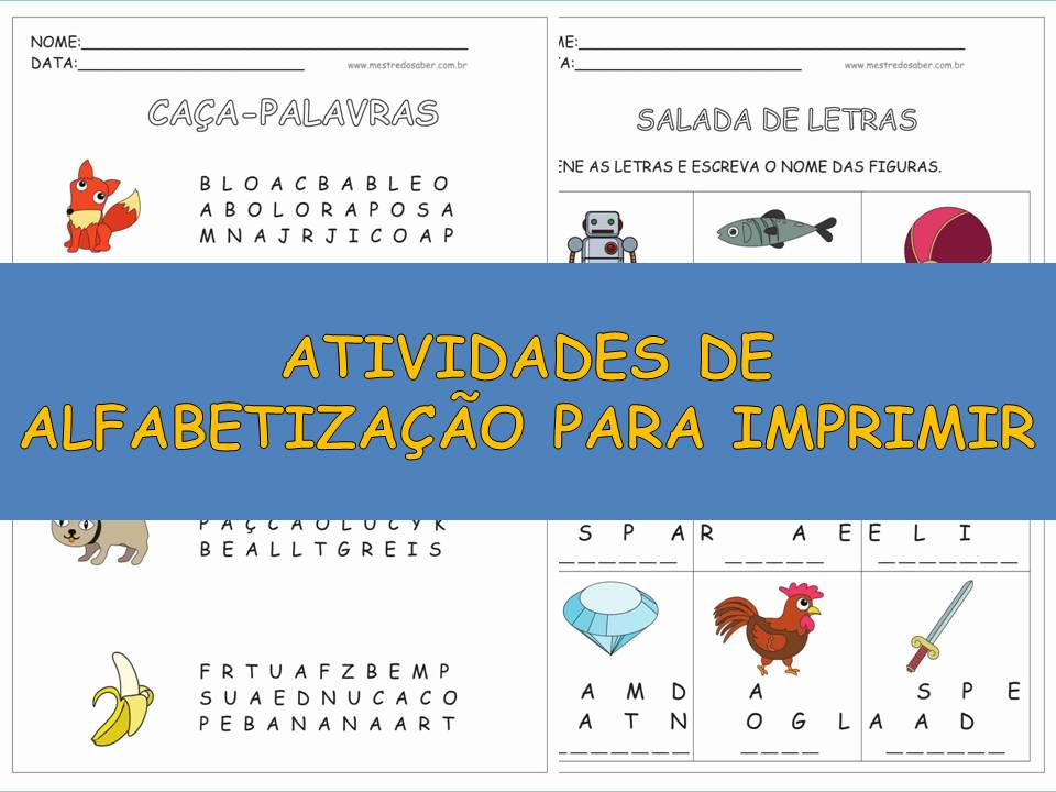 Arquivos Educacao Infantil Pagina 2 De 4 Mestre Do Saber
