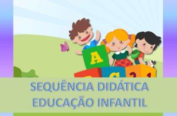 Sequência Didática Educação Infantil