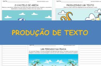 Produção de Texto 5 ano