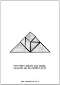 Aprendendo com tangram