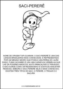 atividades-sobre-folclore26 - Lenda Saci