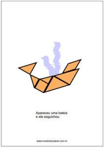imagens com tangram