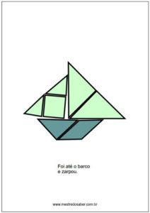 tangram atividades