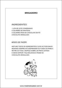 Caderno de receitas para o dia das mães - Receita 3
