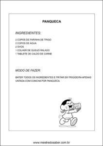 Caderno de receitas para o dia das mães - Receita 5