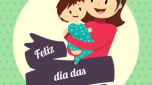 Caderno de receitas para o dia das mães - Destaque