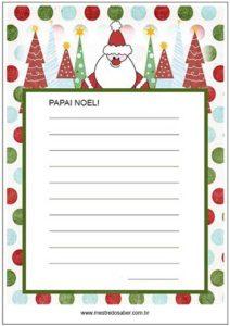 cartões de natal para colorir