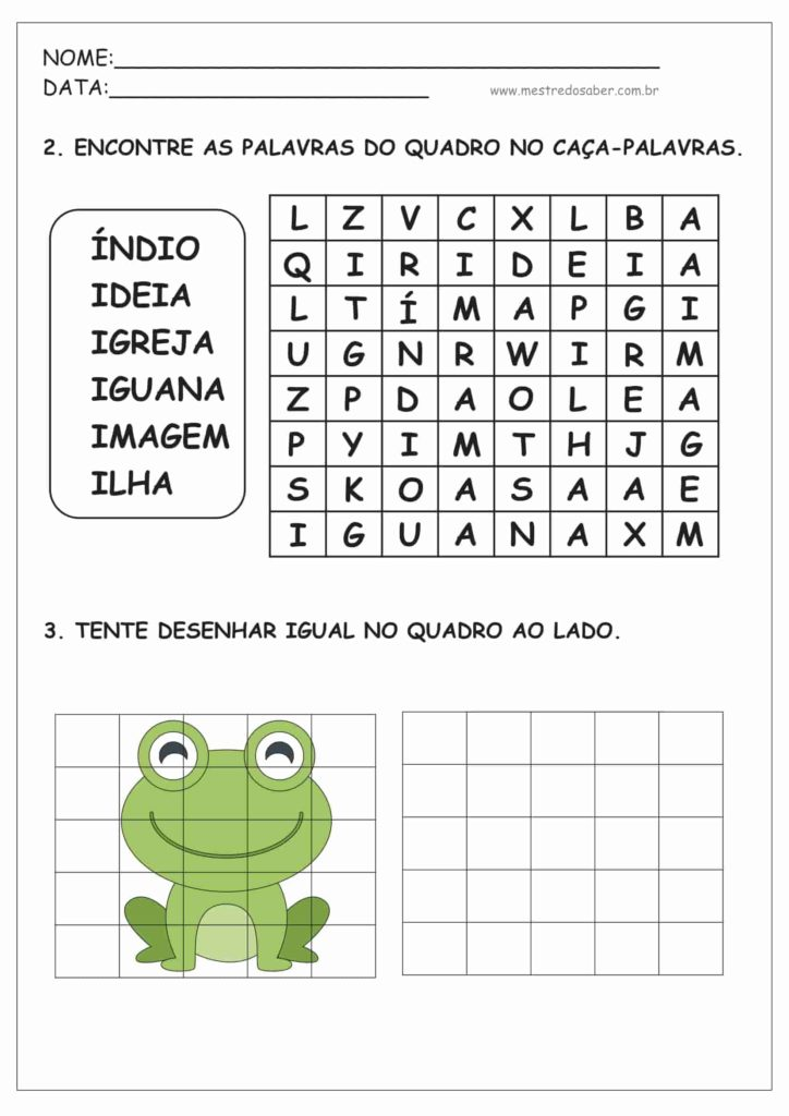 Cartilha de Alfabetização PDF - Mestre do Saber