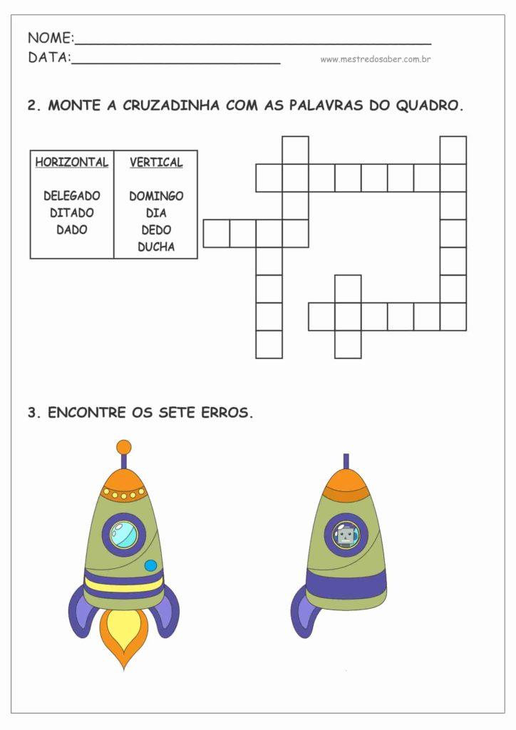 4 - Cartilha de Alfabetização para Imprimir
