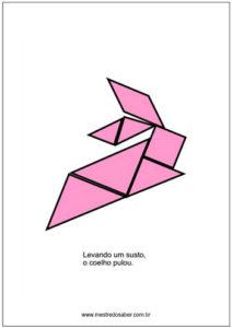 tangram coelho