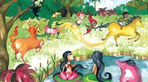 Projeto folclore educação infantil - Imagem destacada