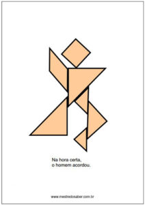 figura do tangram