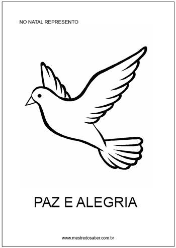Natal Paz e Alegria