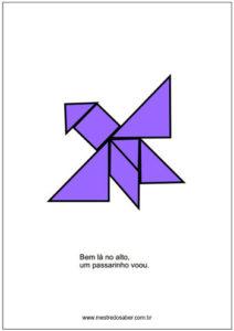 formas de tangram