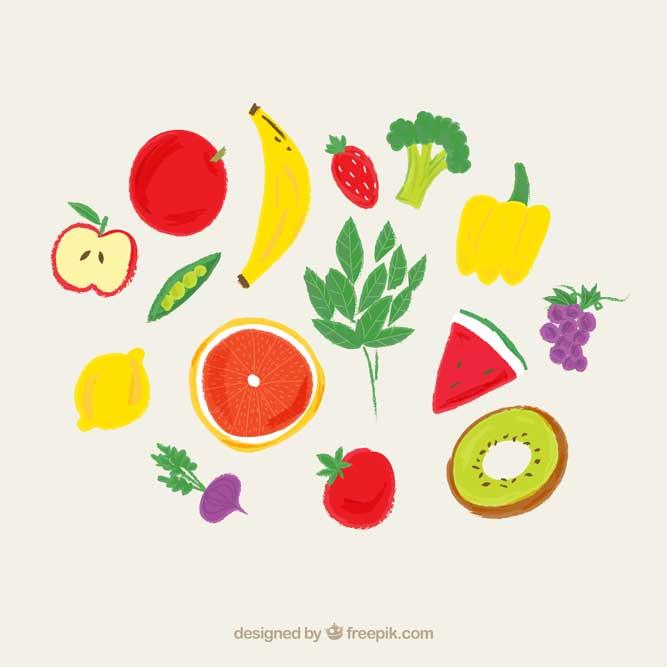 Projeto alimentação saudável educação infantil - Destaque