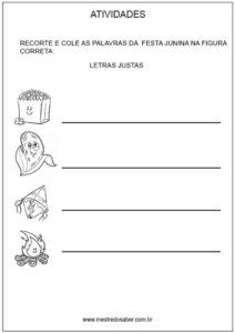 Projeto festa junina educação infantil-cole