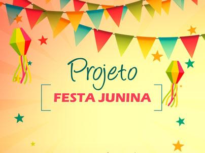 Projeto festa junina - Imagem destacada