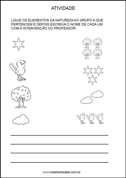Projeto Meio Ambiente Educação Infantil Mestre Do Saber