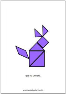tangram figuras para montar